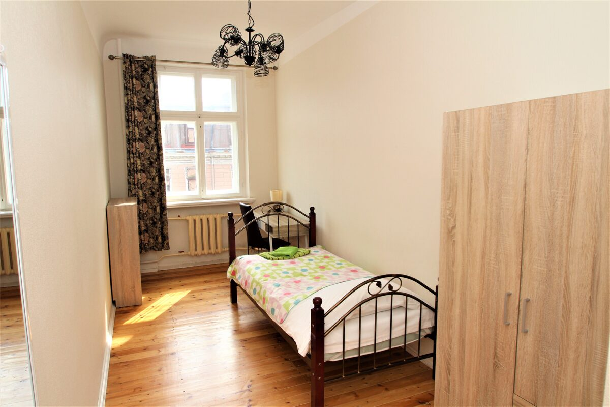 Rooms in Apartment Nr 7