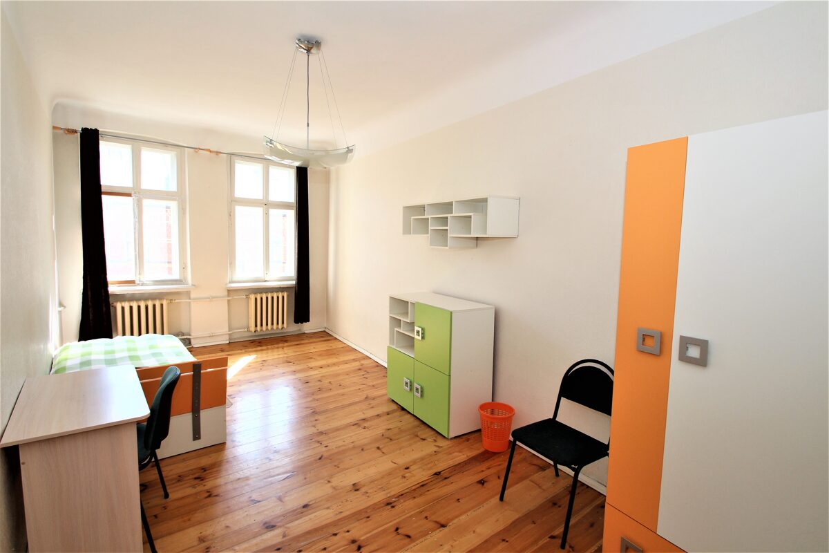 Rooms in Apartment Nr 8