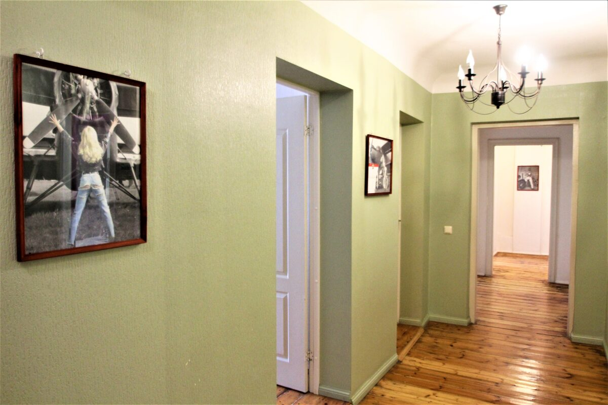 Rooms in Apartment Nr 10